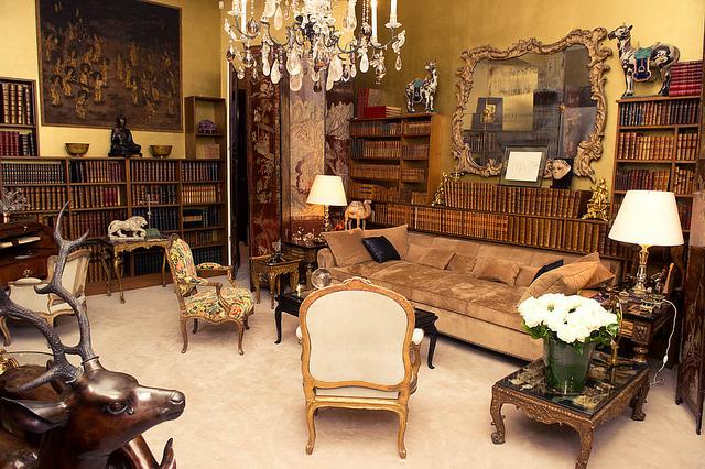 Coco Chanel's home