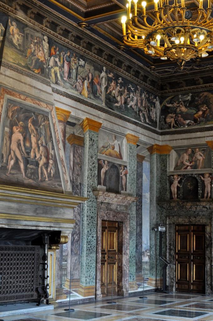 Villa Rivaldi Roma