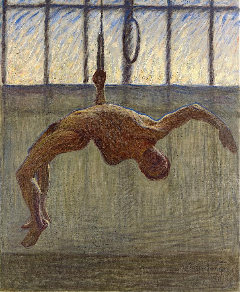 843px-Eugène_Jansson_-_Ring_gymnast_I_-_Google_Art_Project