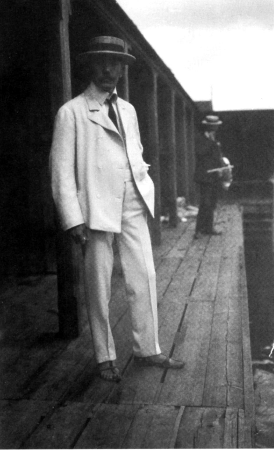 Eugène Jansson ai Flottans Badhus
