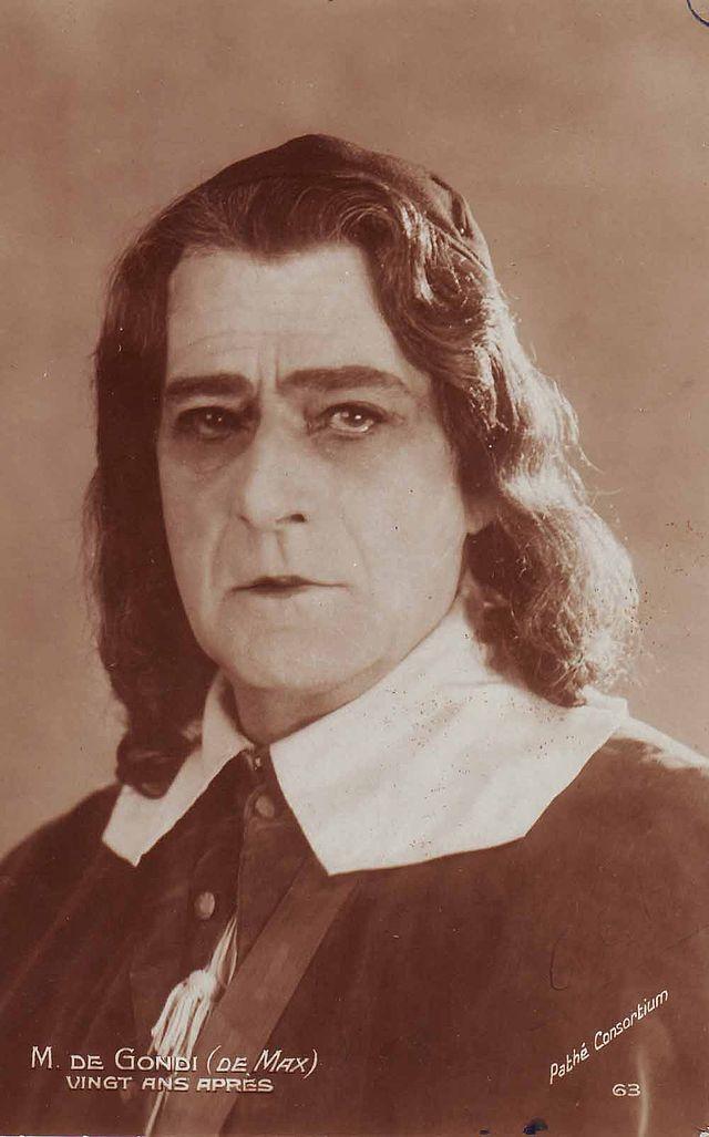 Vingt ans après film de Henri Diamant-Berger (1922) d'après Alexandre Dumas.