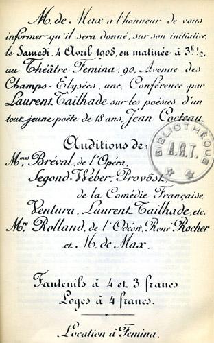 cocteau-de-max 1907