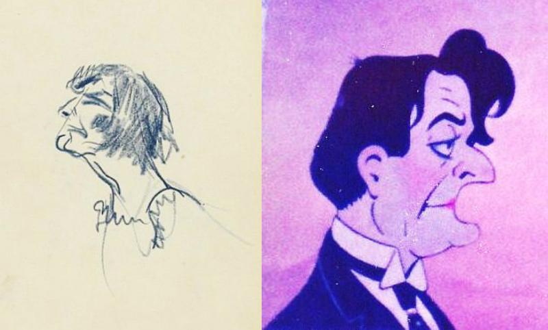collage disegni