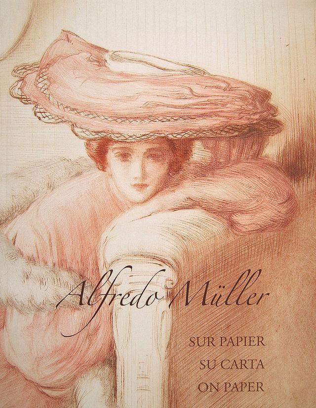 Alfredo_Müller._Sur_papier._Su_carta._On_Paper._2014