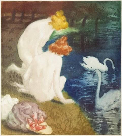 Léda-1899-1899-acquaforte-e-acquatinta-a-colori-525x590