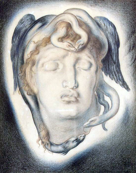 1884-Solomon-The-Head-of-Medusa