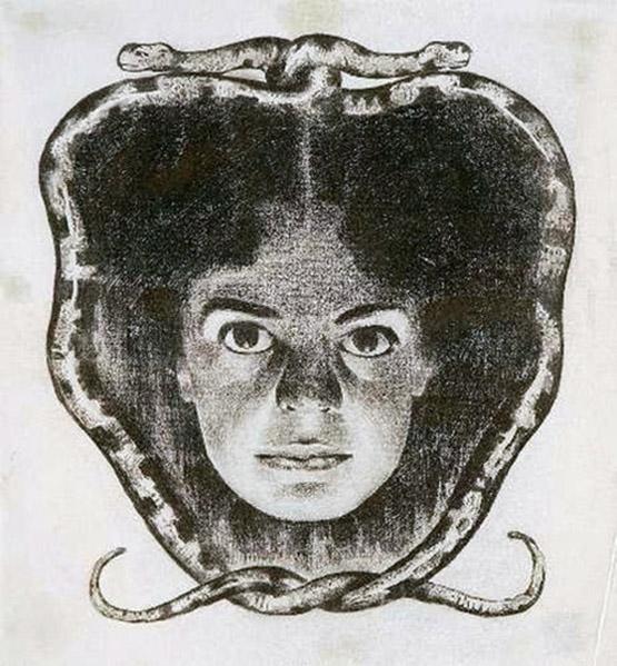 1898-Rudolf-Wünsch1880-1955_Medusenhaupt_Medusa_head