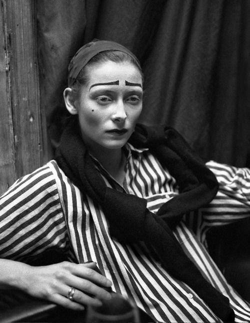 Tilda Swinton, 1989