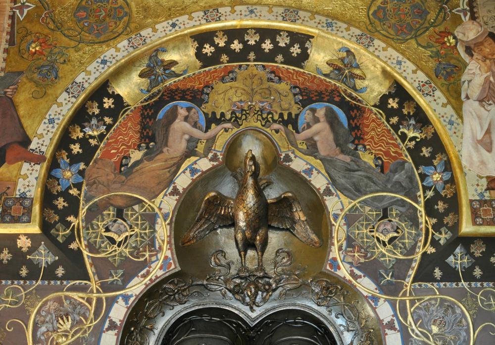 rocaille-casamuseo-poldipezzoli-milano-eclettismo