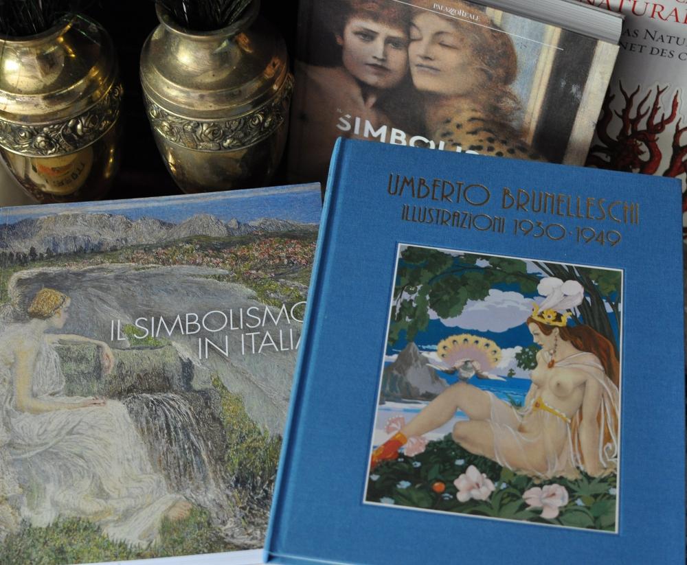 rocaille-blog-libri-recensioni-umberto-brunelleschi-simbolismo-italiano