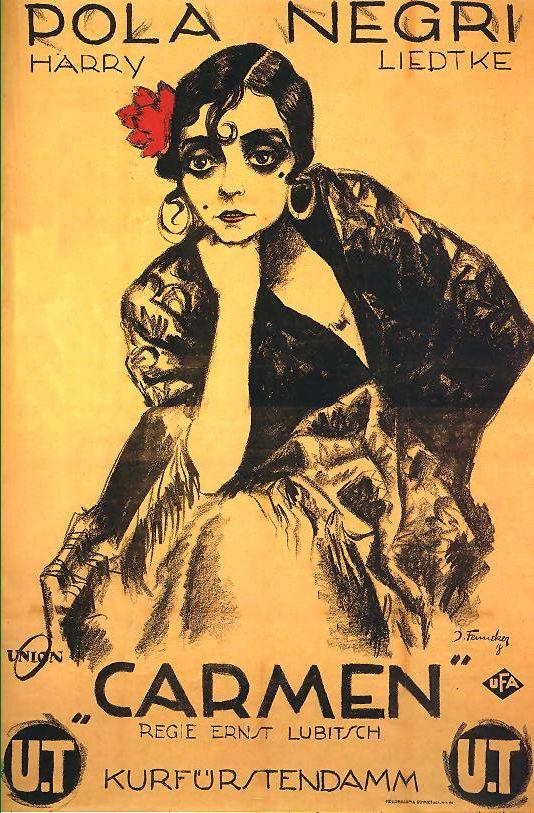 rocaille-blog-josef-fenneker-1918, Carmen