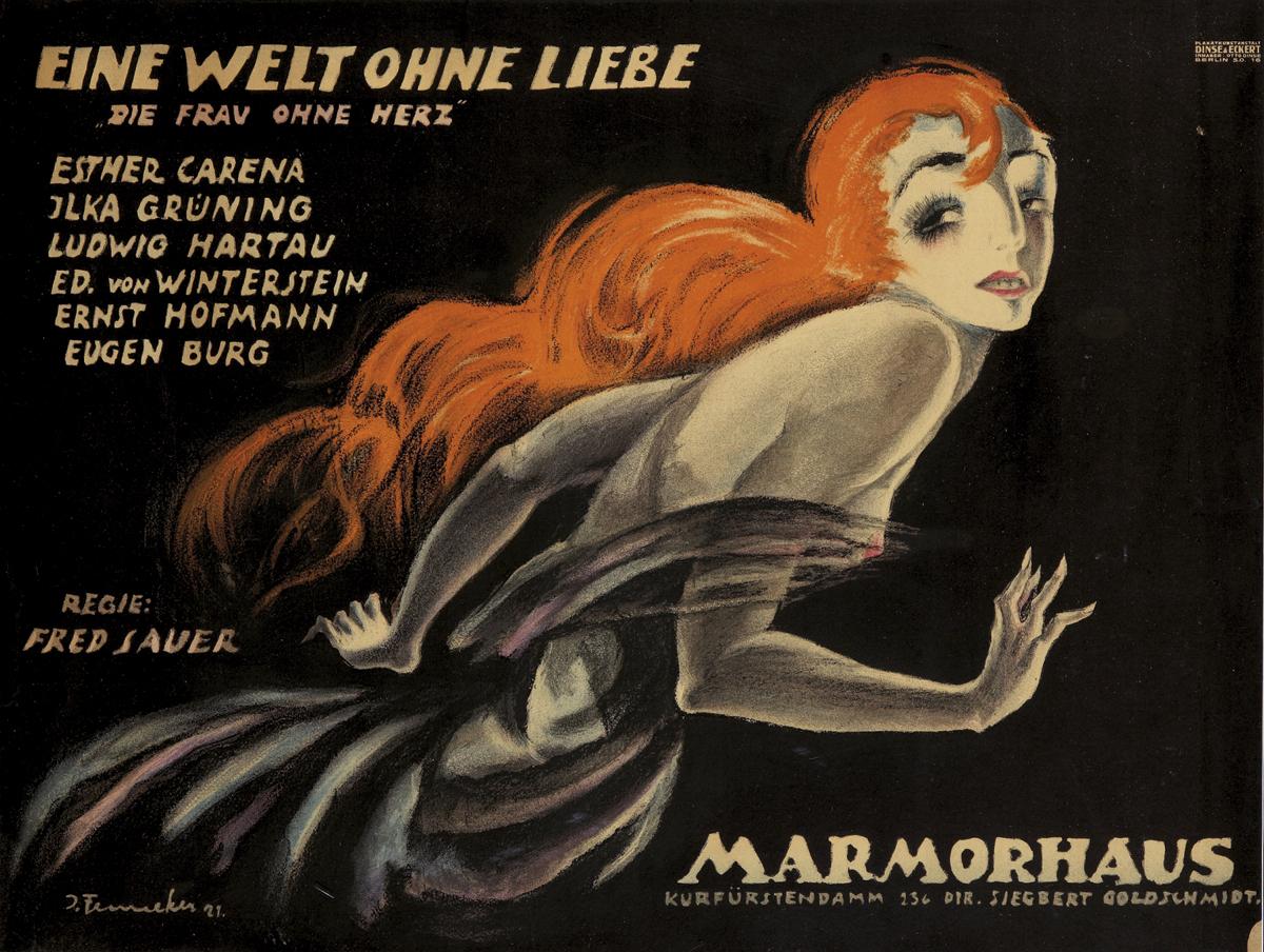 rocaille-blog-josef-fenneker-Eine Welt Ohne Liebe-1921.
