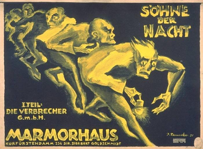 rocaille-blog-josef-fenneker-Sohne der Nacht- 1921