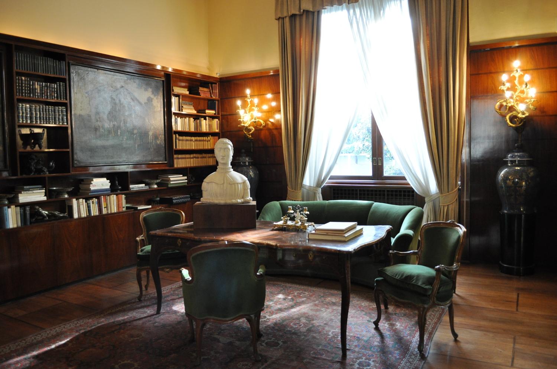Accorsi ometto house museum turin for Villa necchi campiglio milano