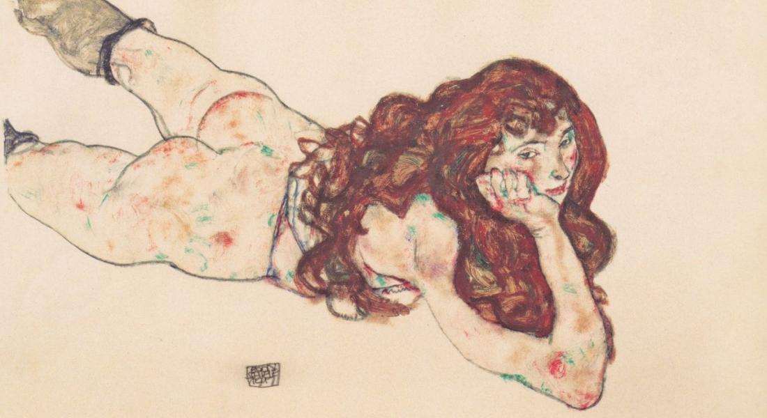 egon-schiele-reclining-nude