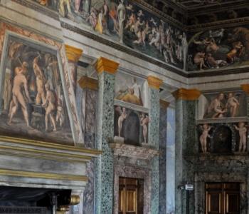 rocaille-villa-farnesina-affreschi-roma