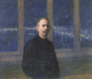 rocaille-Eugene-Jansson-autoritratto