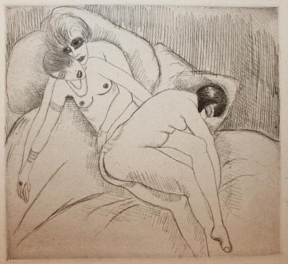 rocaille-May-den-Engelsen-Baudelaire-lesbo