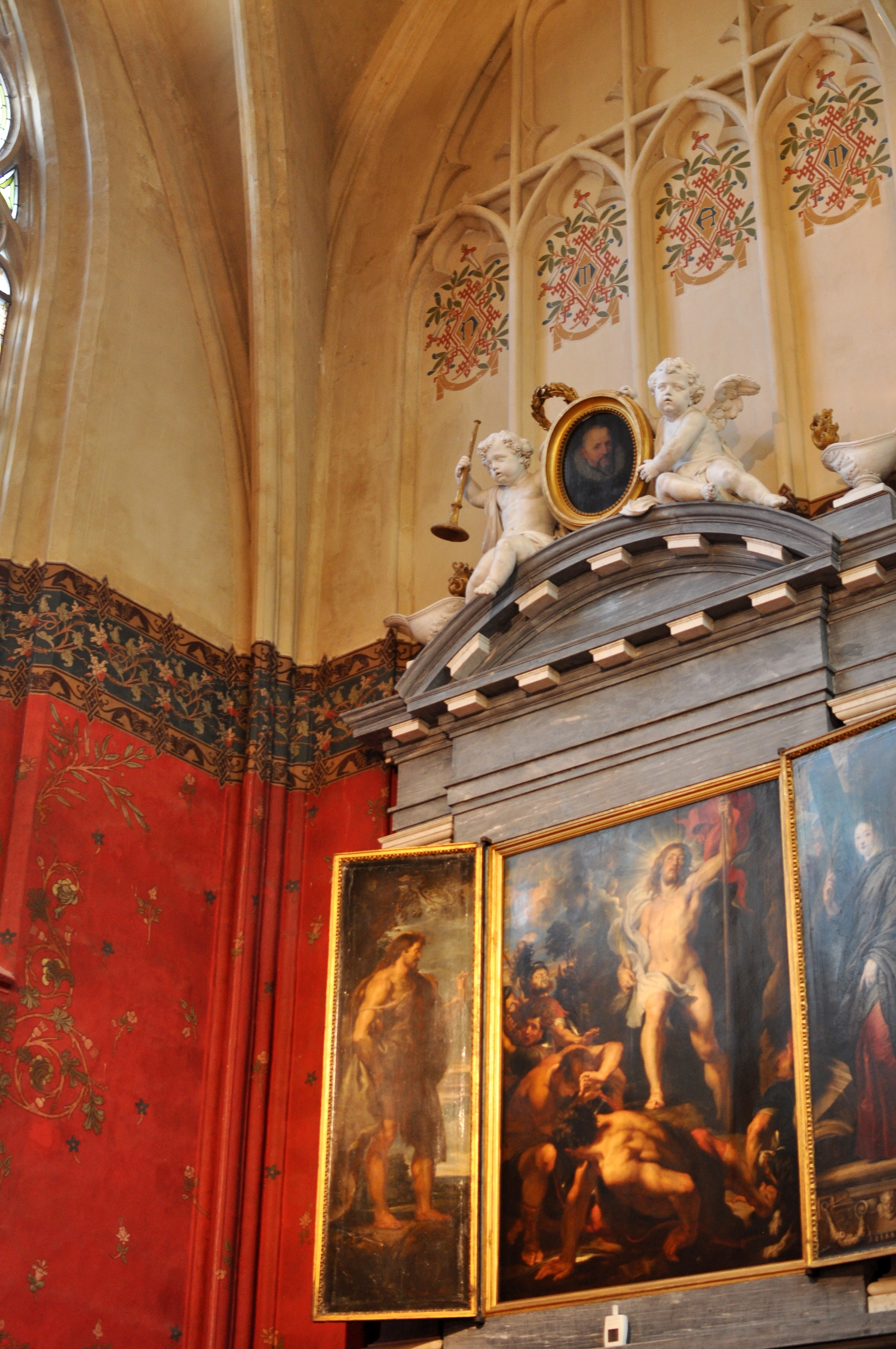 rocaille-blog-cattedrale-anversa-rubens-Onze-Lieve-Vrouwekathedraal-antwerpen-11