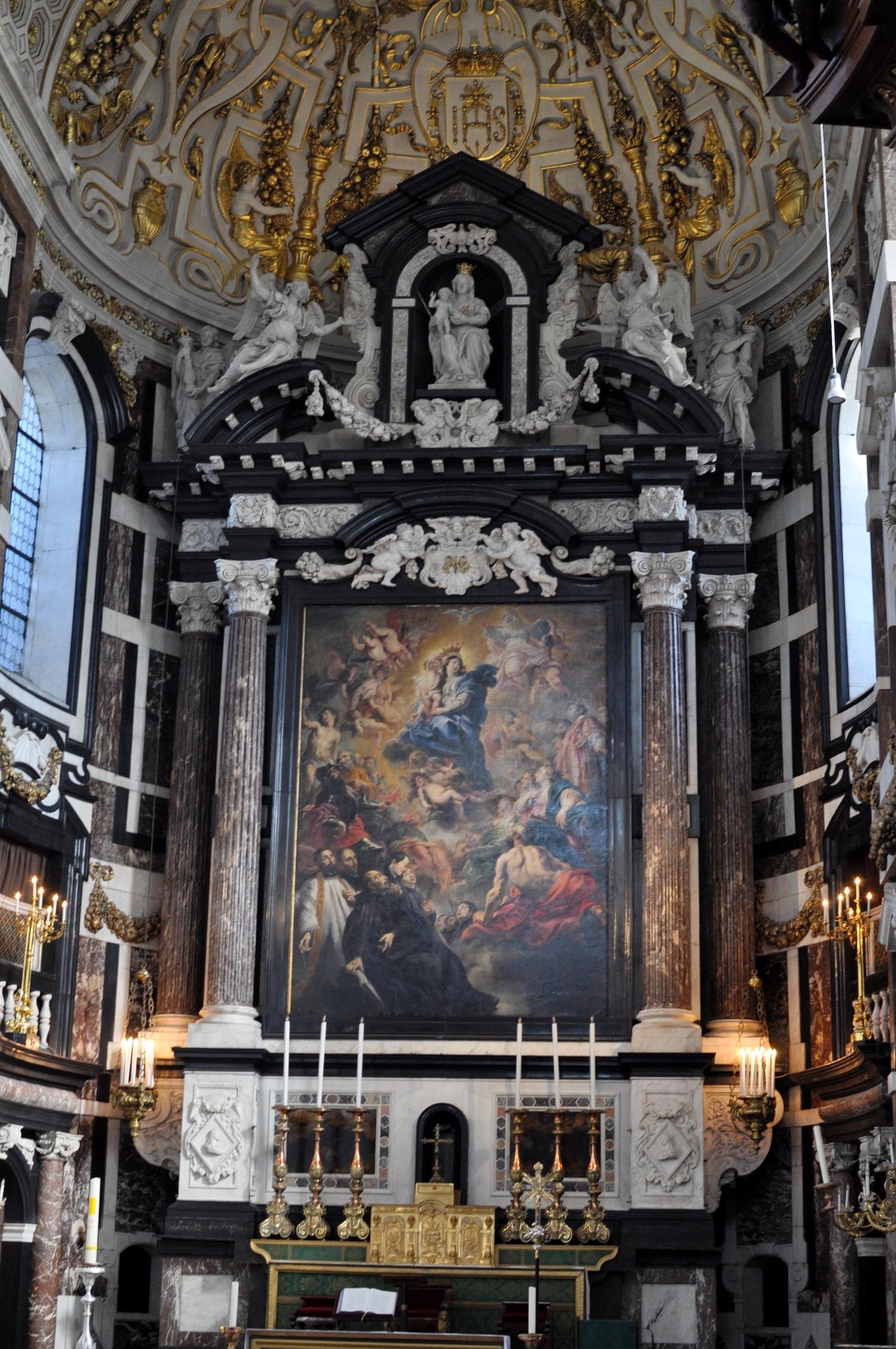 rocaille-blog-chiesa-san-carlo-borromeo-anversa-Carolus-Borromeuskerk-antwerpen-fiandre-2